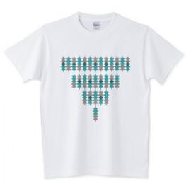 北欧葉っぱ Tシャツ